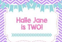 Halle Jane is TWO! / Halle Jane turns TWO with Doc McStuffins!