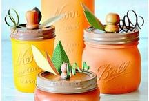 Fall Decorations and Decor / The cutest Fall decorations and fall decor ideas. Get ready for Fall!
