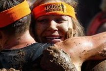 Tough Mudder / It's probably the toughest event on the planet, and we're proud to be a partner of Tough Mudder! Get inspired to claim your orange headband and join the legion of Mudders around the world.