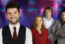 Eurovisión / Rincón dedicado al Festival de Eurovisión y Eurovisión Junior.