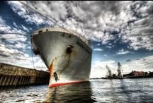 ships and harbours