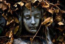 faces - tombstones