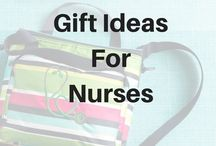Best Bags & Gifts for Nurses / Nurses work hard and need totes, lunch bags, and accessories that work just as hard. Visit my blog to shop and save.