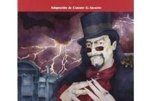 Una de vampiros / Selección de obras protagonizadas por vampiros y similares / by Manuela Sard Garau