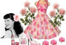 Joy : Fashion Collage  / Mode collage / by Joyce