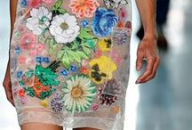 Haute Couture: Floral Designs, Paper Designs, Stripes and Polka Dots / by Anntoinette McFadden