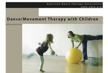Dance/Movement Therapy / What is Dance/Movement Therapy (DMT)? Where is Dance/Movement Therapy practiced? How can I become a Dance/Movement Therapist?   For those questions and more... / by ADTA