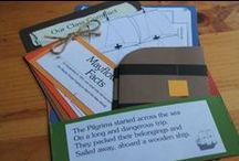 Unit studies & lapbooks
