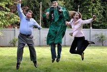 Graduation! / Congratulations!  You made it!
