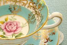 """Tea time / """"There are few hours in life more agreeable than the hour dedicated to the ceremony known as afternoon tea.""""  ― Henry James, The Portrait of a Lady"""