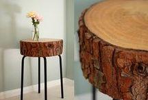DIY - Nature Decorating & Furniture