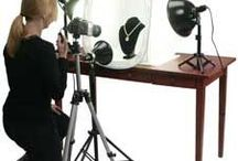 Photograph Silver Jewellery / Product Photography Equipment and Accessories to enable you to photograph your silver jewellery, with or without gemstones and diamonds
