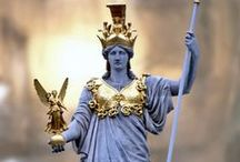 Athena<3 / She's the best goddess and so helpful to me all the time on my journey and in the Trojan war<3