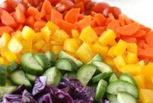Cuisine: Salads / by Anntoinette McFadden
