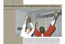 Alzheimer's and Dementia / Information and Resources on Alzheimer's and Dementia.  Resources from Dance/Movement Therapists and other Health Professionals. / by ADTA