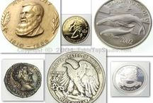 How To Photograph Coins / How to photograph coins to ensure that the edge of the coin is crisp and the face is clear.