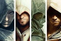 Assassin's Creed / Nothing is true, Everything is permitted. / by Katlyn Boyer