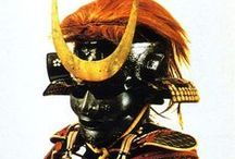 Samurai Armor - Katchu / - Katchū - Gusoku - Yoroi - Kabuto - Sōmen - Menpo - Daimyō - Taikō (太閤) - Shōgun - Sengoku Jidai or Warring States Period - Muromachi Period - Azuchi Momoyama Period - Battle of Sekigahara - The Siege of Osaka Castle - Tokugawa Shogunate - Edo Period -
