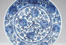 P-Blue & White porcelain &.... / Holland.delft, Francia, Angol, Lengyel stb