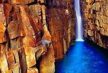 Natura-Waterfall-vízesések / csodás természet