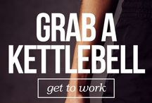 Kettlebell/sports/exercise