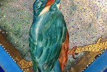 -P-Birds-02 ( Baromfi,Német,Ausztria, NL...) / Rosenthal,Miessen,Bavaria,Dresden,service,KPM,Nymphenburg,Tirschenreuth,Wienna,Leonard,Rosemburg,Rosemberg, Delf URSULA