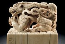 Chinese Art / - Sculptures - Chinese scholar's objects - Chinese seals - Jades -