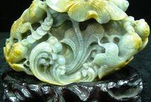 Art-Ásvány,gyanta-cinnabar /  Formákról,szépségről