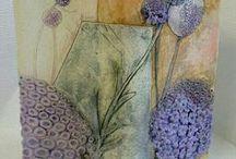 P-Elaine Hind, Sam Hall art / Eleine Hind, Sam Hall munkái