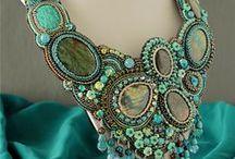 Éksz-Embroidey Jewelry --maximum 5 darabot ments / EMBROIDEY  CSODÁK