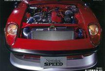 NostalgicSPEED / オトナのための旧車モディファイマガジン ノスタルジックスピード