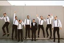 MY BOYS  | groomsmen