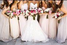 RE | Brides + Maids Bouquets