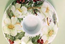 P-Váza-BOUGEOIRS--gyertyatartó / művészi váza gyertyartó