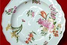P-Fleur apró,Porto Brasil / Különleges kicsi virágos porcelánok Porto Brasil termékek
