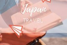 Travel || Japan / Travel blogs, itineraries and guides to travel in Japan. Delicious sushi, robot and maid restaurants, bullet trains, castles in Himeji, beef in Kobe, deer in Nara, snow in Hokkaido, geisha in Kyoto, sakura cherry blossoms in Osaka and crazy Harajuku fashion in Tokyo!