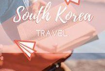 Travel || South Korea / Travel around South Korea, Asia. Delicious Korean food and culture, Seoul, Busan, Jeju Island and more.