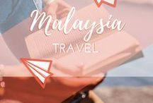 Travel || Malaysia / Travel guide for backpacking around Malaysia. Kuala Lumpur to Penang, Sabah to Borneo. Malaysian food, culture and more.