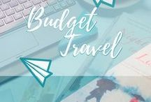 Travel || Budget Travel / Budget travel, backpacking, globetrotting on a shoestring, finding cheap flights and accommodation and general travel tips for saving money.