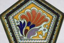 Ker-P-Gouda pottery-NL / művészies  alkotások
