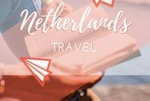 Travel || Netherlands / Travel guides for the Netherlands. Travelling to Amsterdam, the Hague, Rotterdam Maastricht and more. The Van Gogh Museum, Anne Frank's House and Rijksmuseum.