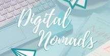 Travel || Digital Nomads / Resources and blog posts about digital nomads, remote working and location independence. Job opportunities for digital nomads, lifestyle and other important factors.