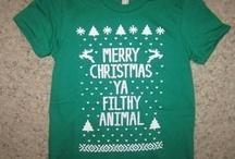 Christmas cuties :) / by Lindsay Besinger