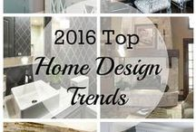For the Home / Decorating ideas, furniture and color schemes for the home.