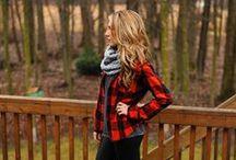 fall/winter fashion / by Ashley Lehenbauer