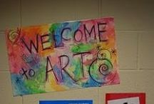 The Art Room / classroom management and organization along with standards  / by Ashley Lehenbauer
