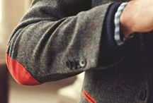 Gents. Style. Manly. / by Viola Kimbowa
