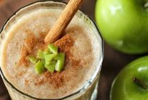 Recipes - Smoothies / Recipes for healthy, green & fruit smoothies.