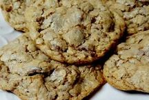 Recipes-Cookies/Candy / Recipes for cookies and homemade candy including chocolate chip, Christmas and no-bake