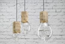 lighting / by sillywood / sylvia staphorst
